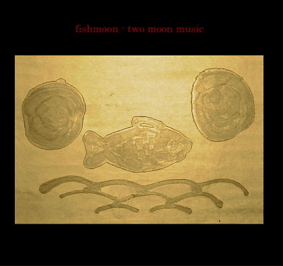 Axel Manrico Heilhecker - Two Moon Music Album Cover