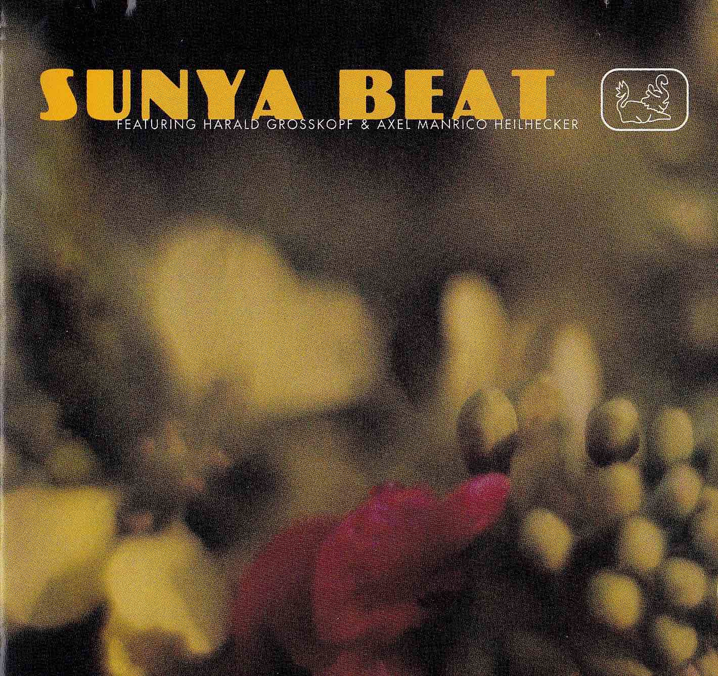 "cover of ""Sunya Beat"" album ""Sunya Beat"""